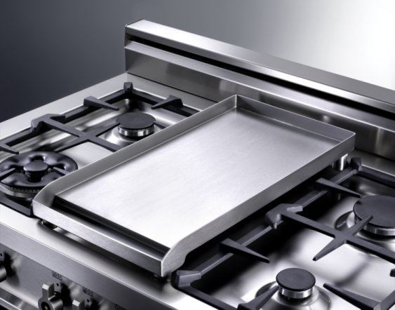 La Germania Fornuizen : 901401 teppan yaki kitchentech
